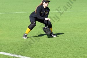 Telecomm vs. Lincoln Softball Game 04/02/2015 - Brooklyn Archive
