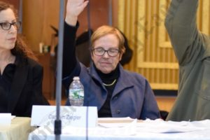 Brooklyn Bridge Park: Community Advisory Hearing 02/03/2015 - Brooklyn Archive