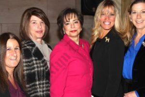 Brooklyn Women's Bar Association Judiciary Night 2016