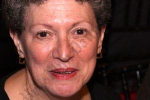 Carol Berkin. - Brooklyn Archive
