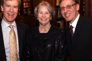 David Offensend, Connie Christenson, and John Levy. - Brooklyn Archive