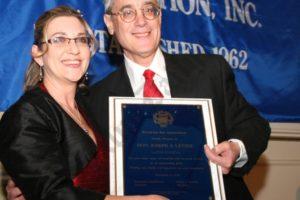 Diana Szochet and Steve Cohn. - Brooklyn Archive