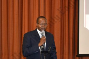 District Attorney Ken Thompson was in Coney Island on Thursday night where he hosted a town hall meeting to discuss issues in the neighborhood, including gun violence. - Brooklyn Archive