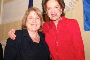Ellen Spodek and Judith Kaye. - Brooklyn Archive