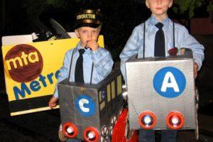 Halloween in Brooklyn Heights 2007