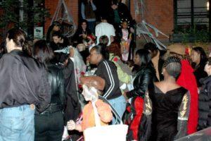 Halloween in Brooklyn Heights 2007 - Brooklyn Archive
