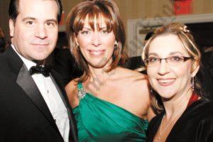 John Lonuzzi, RoseAnn Branda, and Diana Szochet. - Brooklyn Archive