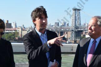 B.Amsterdam Opens at Navy Yard 09/07/2016 - Brooklyn Archive