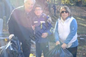 Brandeis Society Day of Service 11/13/2016 - Brooklyn Archive