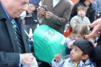 Easter Egg Hunt at Pierrepont Playground 2012 - Brooklyn Archive