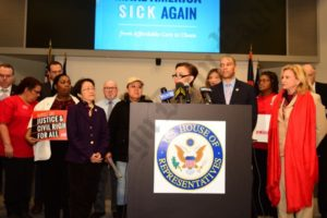 Preserve the ACA Press Conference 01/07/2017 - Brooklyn Archive