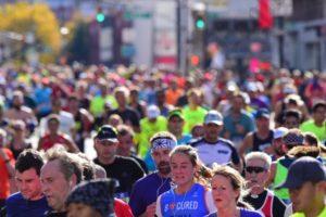 The New York Marathon 2016