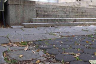 World War Two Memorial in Cadman Plaza Park 07/02/2012 - Brooklyn Archive