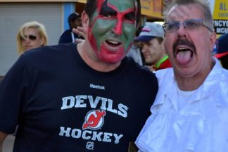 """""""Don't mess with the Devils, buddy. We're number one, we beat anybody! We're the Devils! The Devils!! Hssss!!!"""" - Brooklyn Archive"""