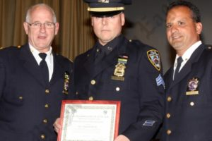 68th Precinct Medal Day at Fort Hamilton Theater 06/02/2011 - Brooklyn Archive
