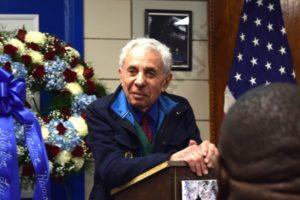 84th Precinct Plaque Memorial 02/25/2015 - Brooklyn Archive
