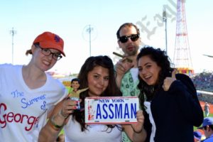 Christina Dunham, Alexandra Carillo, Francesca Carillo, and Noah Barker. - Brooklyn Archive