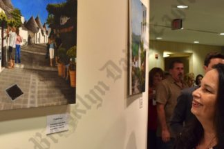 Federal Court Gallery Opening 07/07/2016 - Brooklyn Archive