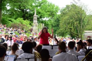 Green-Wood Cemetery Memorial Day Concert 2016 - Brooklyn Archive