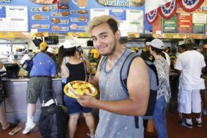 Nathan's Famous Centennial 05/28/2016 - Brooklyn Archive