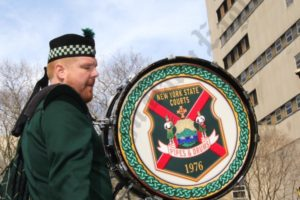 New York Courts Celts Parade 2016 - Brooklyn Archive