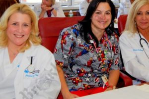 Nurses for a Day at Maimonides Medical Center 05/12/2016 - Brooklyn Archive