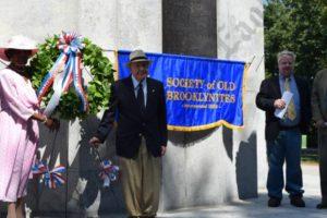 Society of Old Brooklynites Battle of Brooklyn Celebration 08/27/2016 - Brooklyn Archive