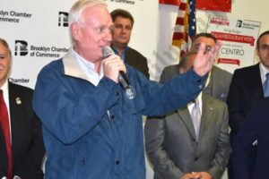 State Senator Marty Golden. - Brooklyn Archive
