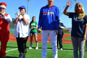 The Brooklyn Cyclones held a Seinfeld Night at MCU Park to mark the 25th anniversary of the famous show. - Brooklyn Archive