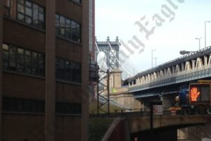 Watchtower Buildings in DUMBO 11/15/2013 - Brooklyn Archive