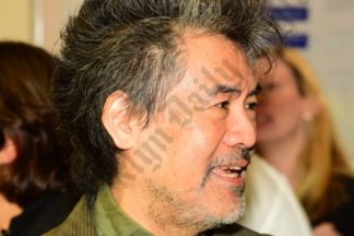 HBO screenwriter & one-time patient at TBHC David Henry Hwang. - Brooklyn Archive