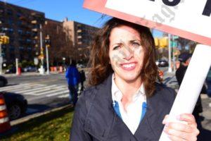 Midwood resident & activist Marissa Atenby. - Brooklyn Archive
