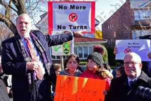 Ocean Parkway Protest 12/04/2016 - Brooklyn Archive