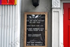 Bay Ridge United Church at 636 Bay Ridge Parkway - Brooklyn Archive