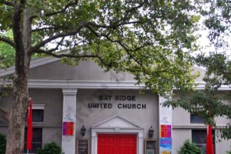 Bay Ridge United Church at 636 Bay Ridge Parkway