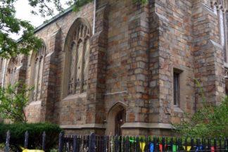 Cadman Memorial Church at 350 Clinton Avenue 07/17/2011