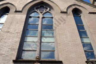 Former Lutheran Trinity Chapel at 264 Degraw Street