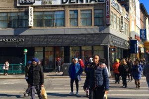 Fulton Street, February 2017 - Brooklyn Archive