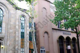Kane Street Synagogue at 236 Kane Street