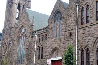 Saint John's Church at 139 St. John's Place