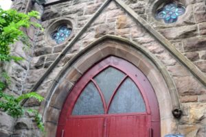 Memorial Presbyterian Church at 182 Saint Johns Place - Brooklyn Archive