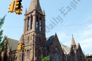 Memorial Presbyterian Church at 182 Saint Johns Place