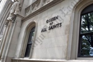 Queen of All Saints Church at 300 Vanderbilt Avenue - Brooklyn Archive