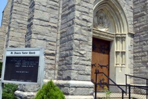 Saint Francis Xavier Rectory at 225 6th Avenue - Brooklyn Archive