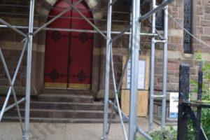 Saint John's Church at 139 St. John's Place - Brooklyn Archive