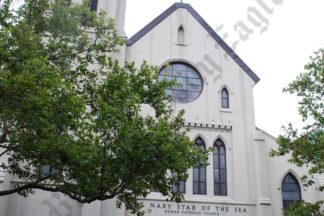 Saint Mary Star of the Sea Roman Catholic Church at 467 Court Street