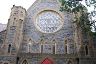 Saint Francis Cabrini Chapel at 215 Degraw Street