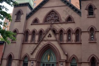 The Oratory Church of Saint Boniface at 109 Willoughby Street