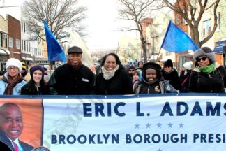 Three Kings Day Parade 01/08/2017 - Brooklyn Archive