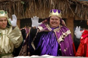 Three Kings Day Parade 01/08/2017